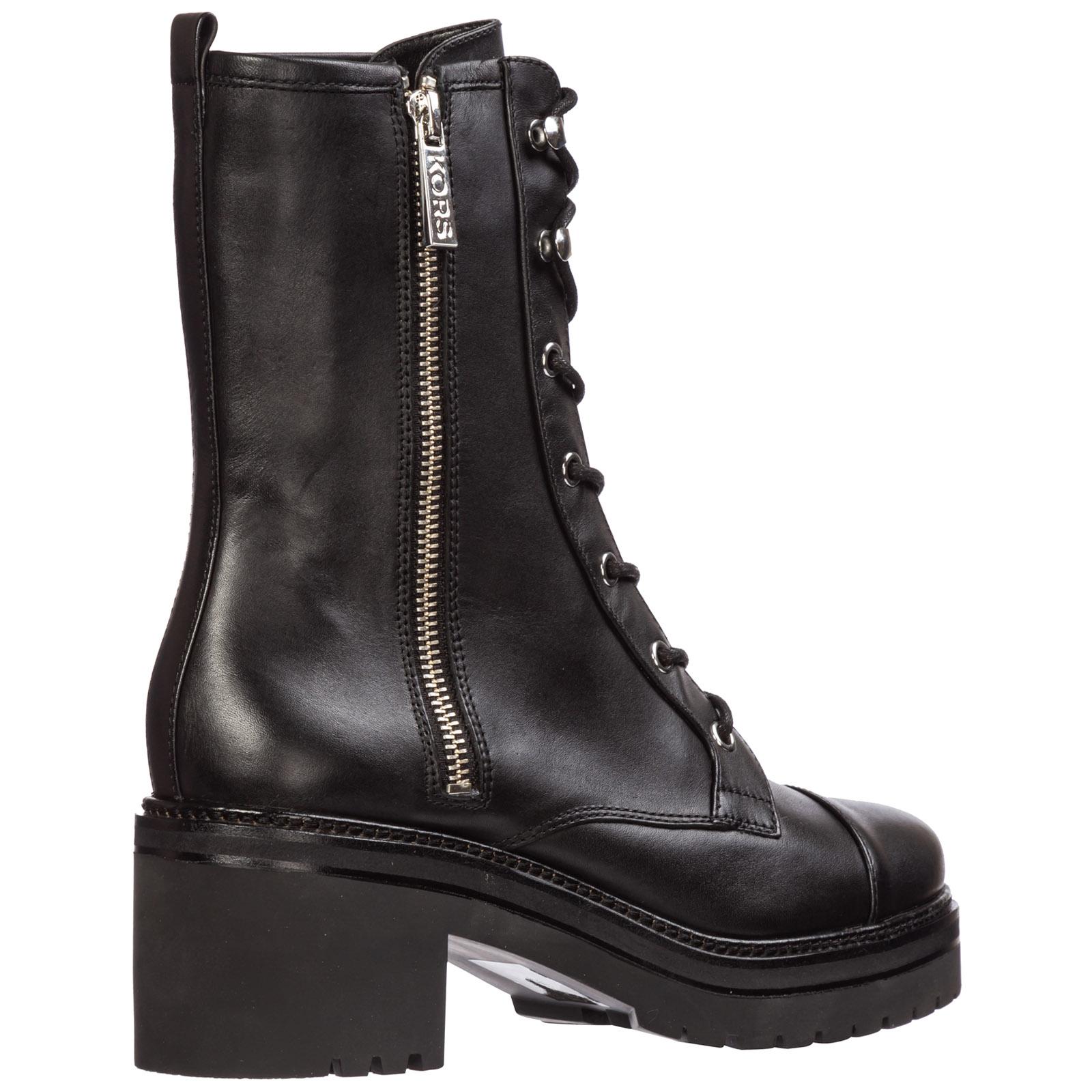 Anaka Leder Boots Stiefel Damen Stiefeletten Ankle TFK3Ju1c5l