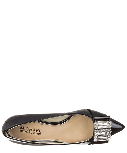 Damenschuhe leder pumps mit absatz high heels michelle secondary image
