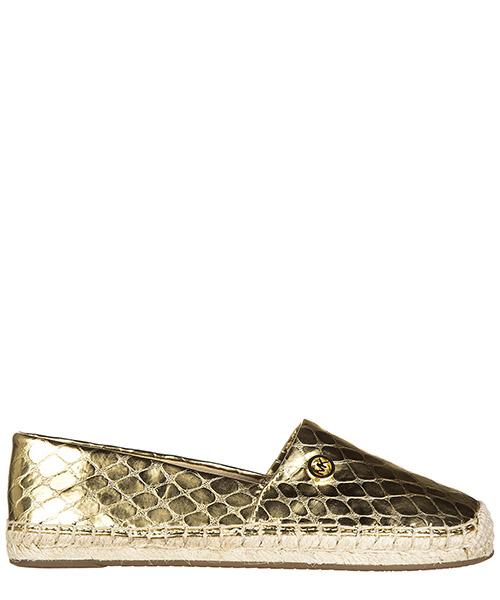 Alpargatas  Michael Kors 40R7KNFP1M 740 pale gold