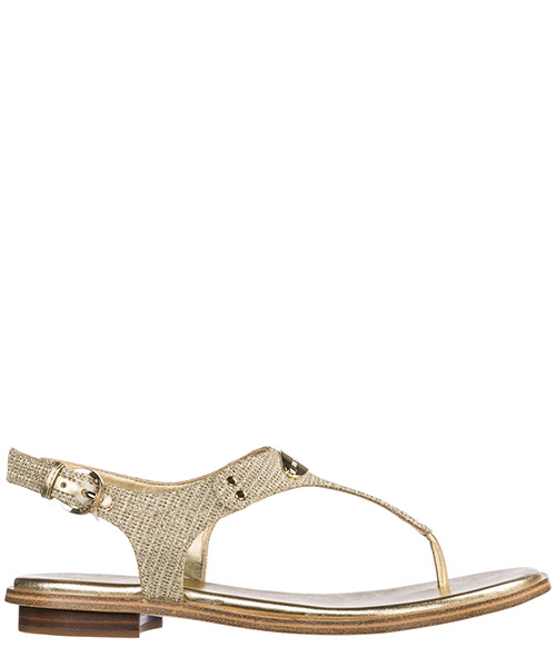 Women's sandals  plate thong