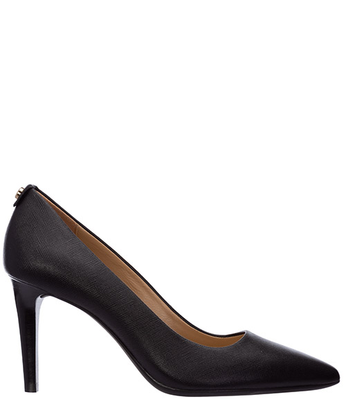 Women's leather pumps court shoes high heel dorothy