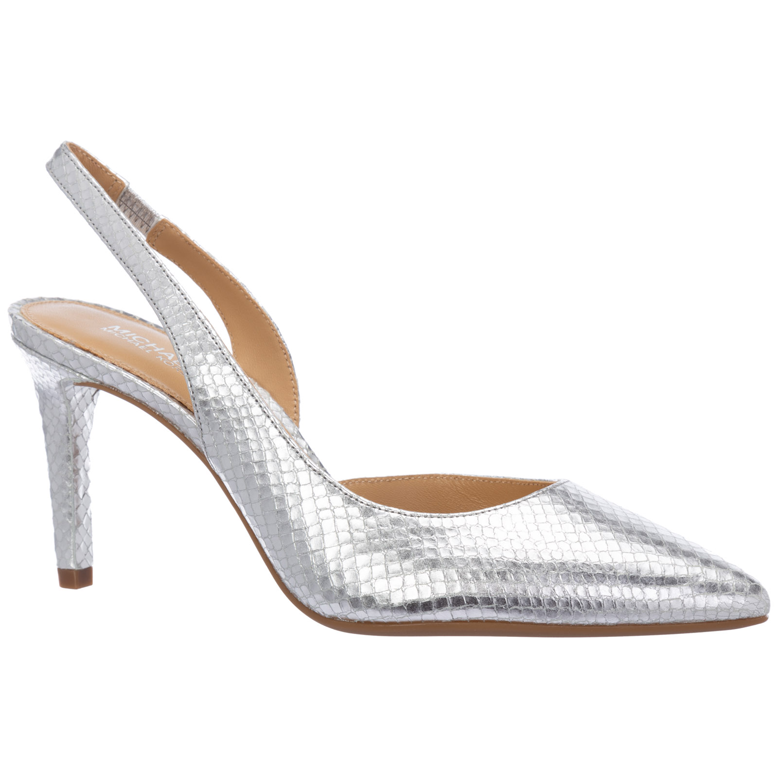 Women's leather pumps court shoes high heel lucille