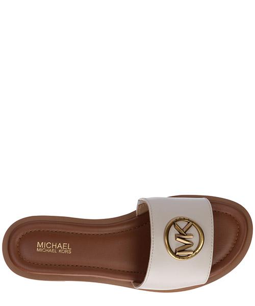 Mujer zapatillas sandalias en piel brynn secondary image