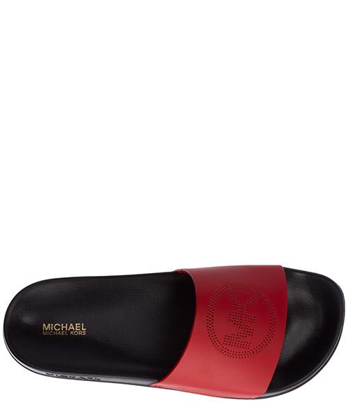Mujer zapatillas sandalias en piel gilmore secondary image