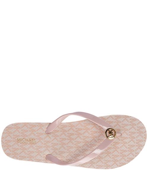 Mujer zapatillas sandalias chanclas en goma secondary image