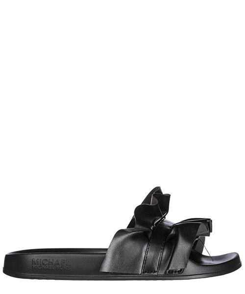 Pantolette Michael Kors 40S8BLFA1L black