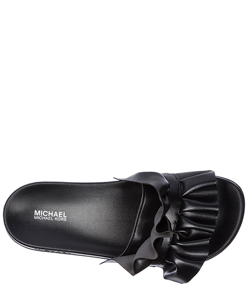 Damen badeschuhe sandalen pantolette gummi bella secondary image