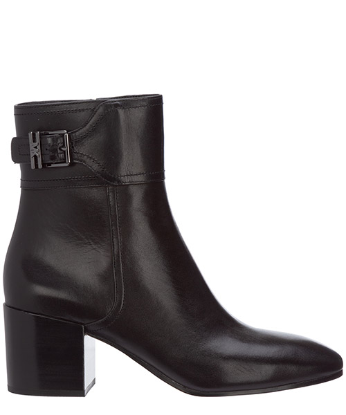 Heeled ankle boots Michael Kors Kenya 40T0KNME5L 001 nero