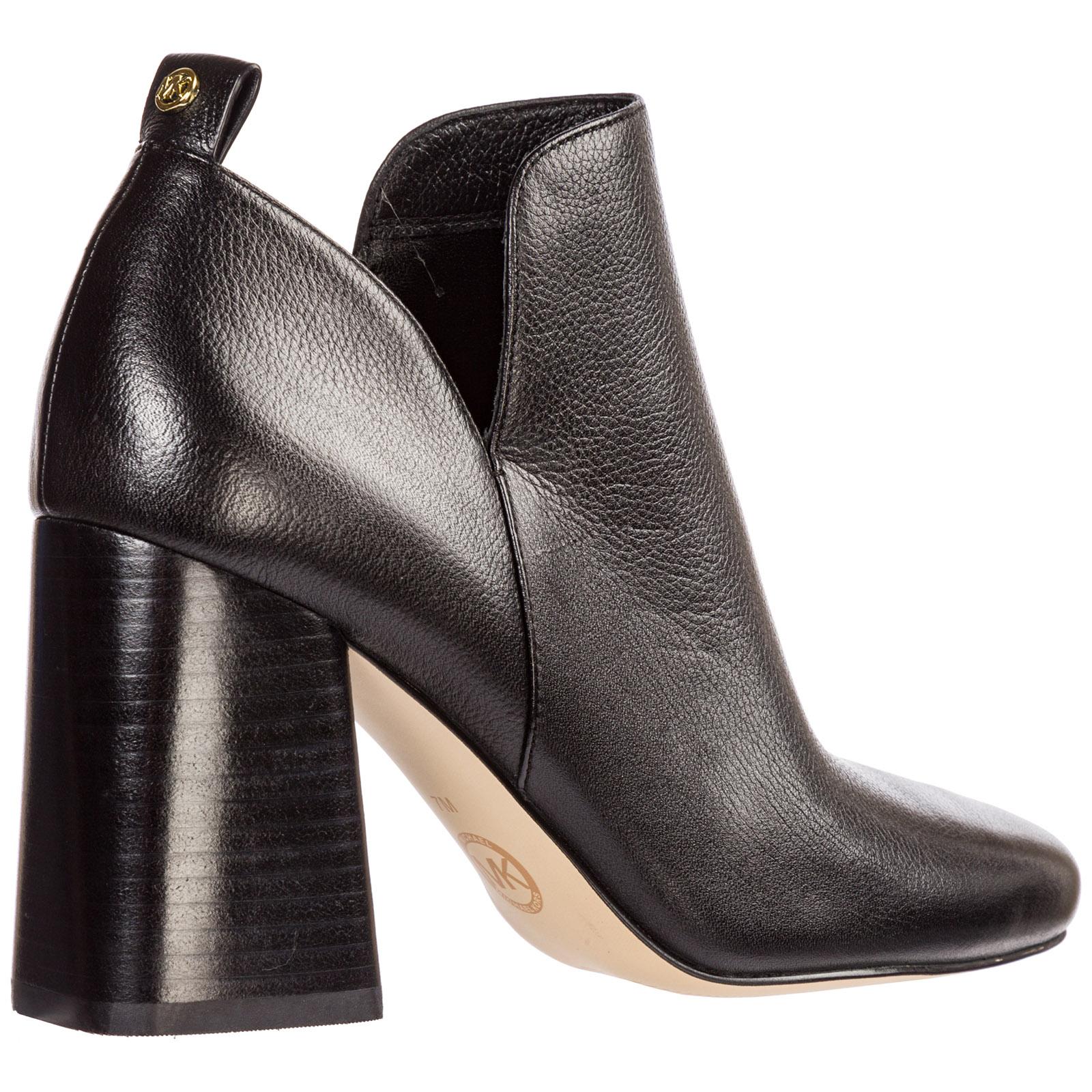 Absatz Leder Ankle Boots Stiefel Mit Damen Stiefeletten VqUpSzM