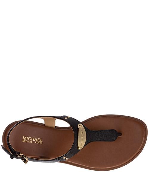 Damen leder sandalen sandaletten secondary image