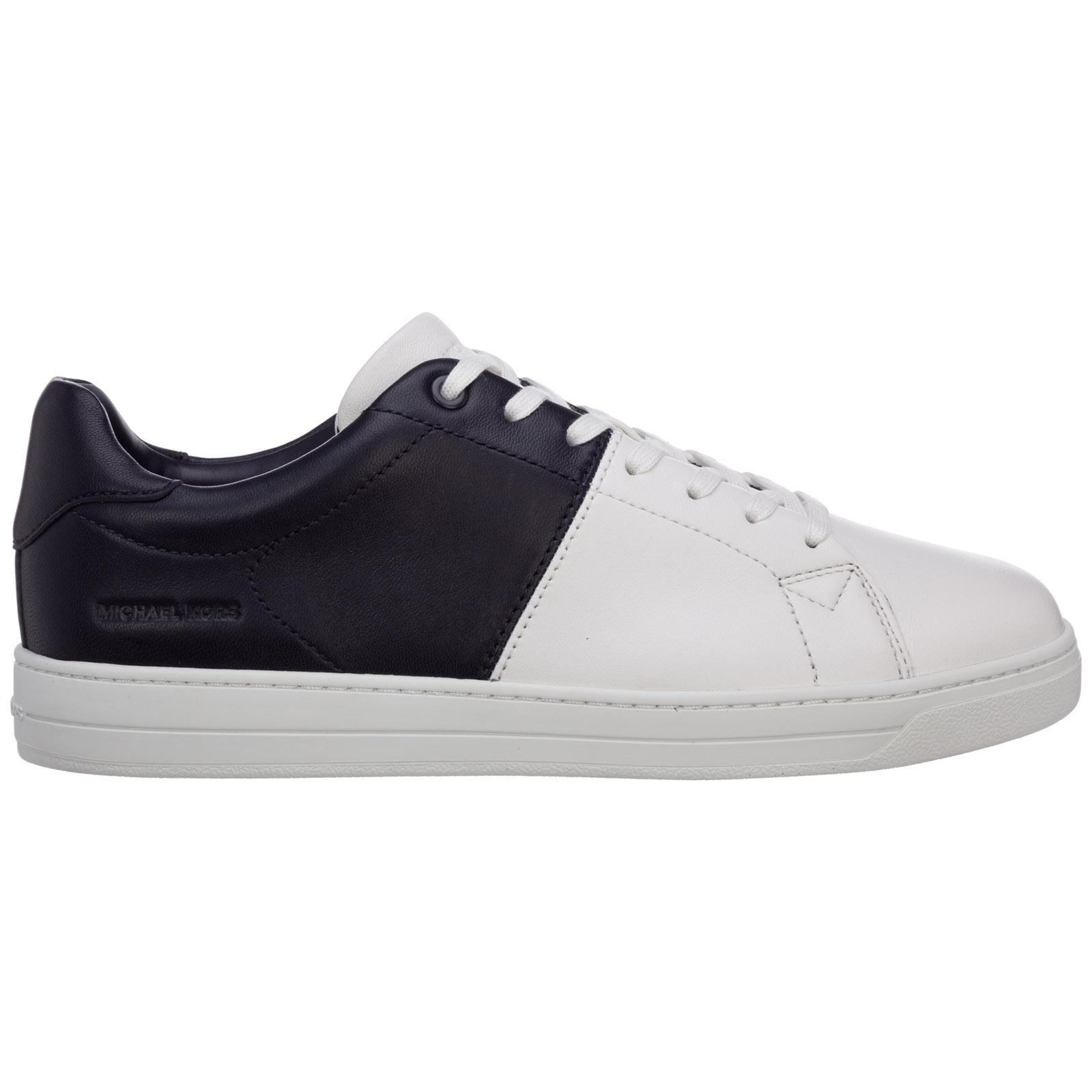 Scarpe sneakers uomo in pelle caspian