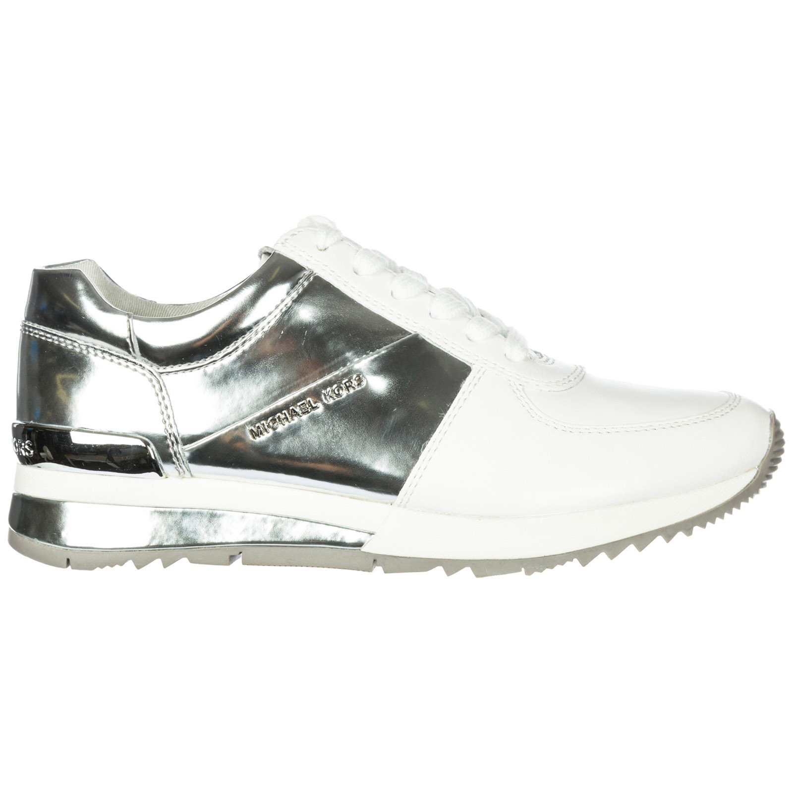 MICHAEL KORS WOMEN'S SHOES LEATHER TRAINERS SNEAKERS