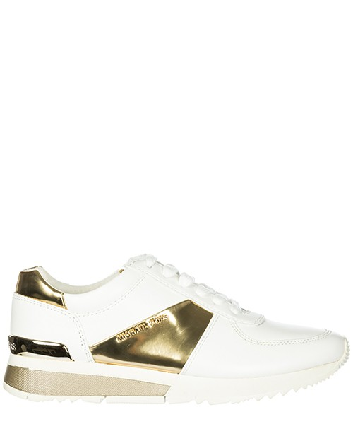Sneakers Michael Kors 43R6ALFP1M opt white / gold
