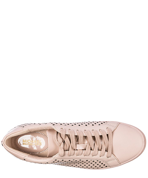 Scarpe sneakers donna in pelle irving secondary image