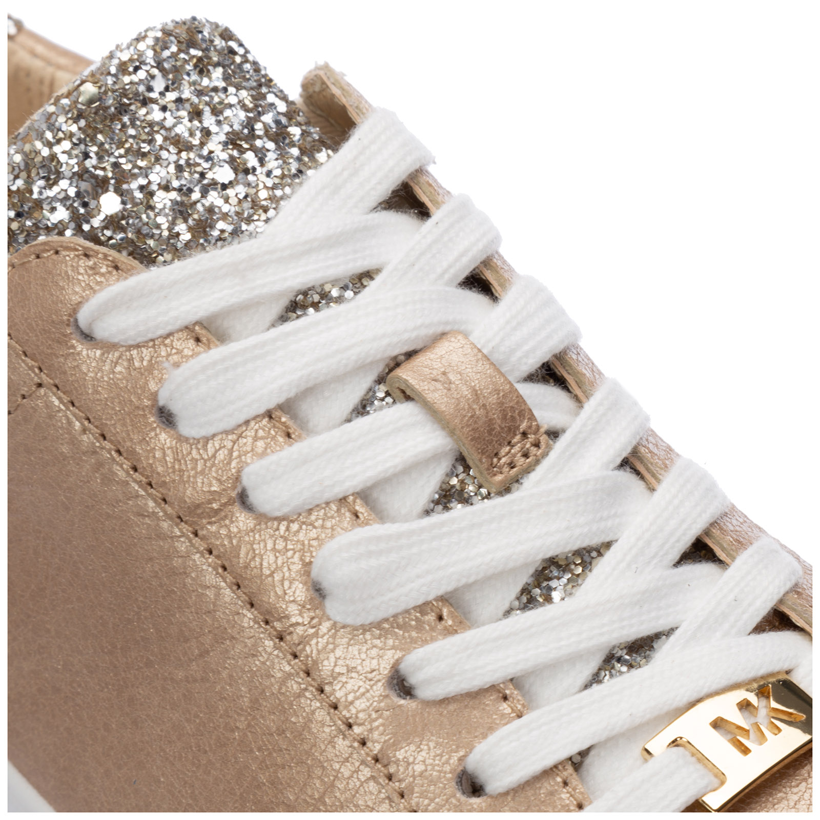 Women's shoes leather trainers sneakers irving