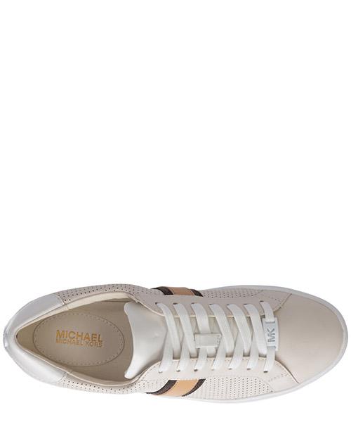 Zapatos zapatillas de deporte mujer en piel irving secondary image