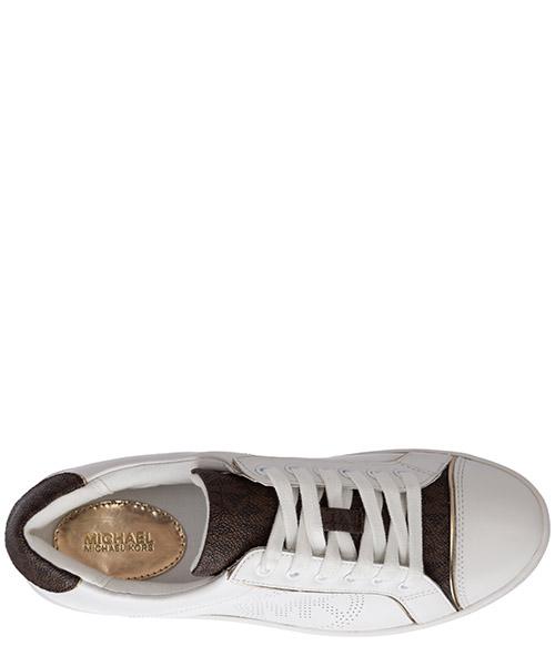 Zapatos zapatillas de deporte mujer en piel kirby secondary image