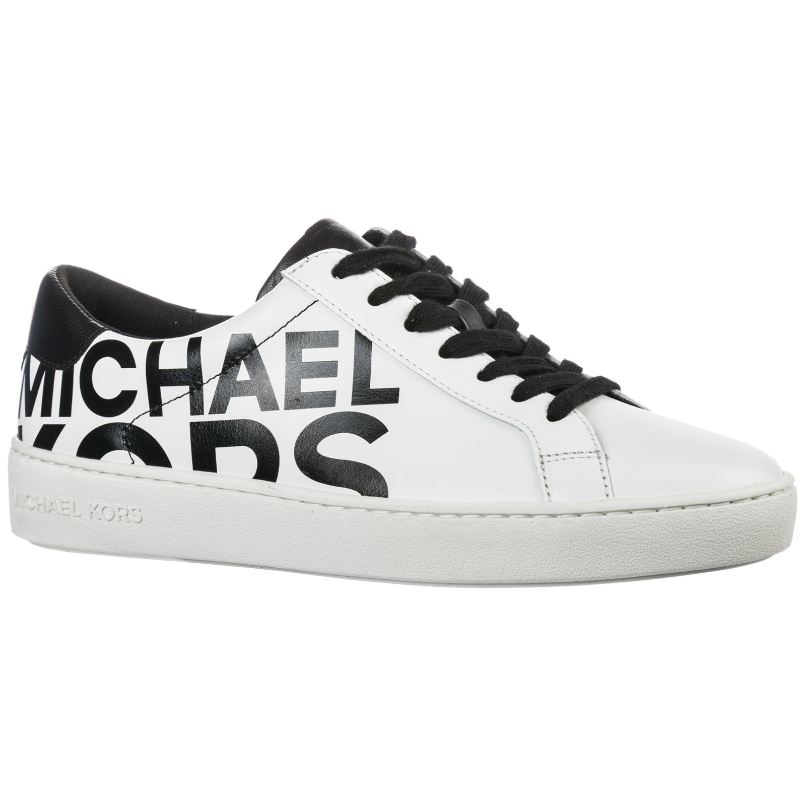 e3b53bbdbcad Sneakers Michael Kors Irving 43T8IRFS1L optic white   black