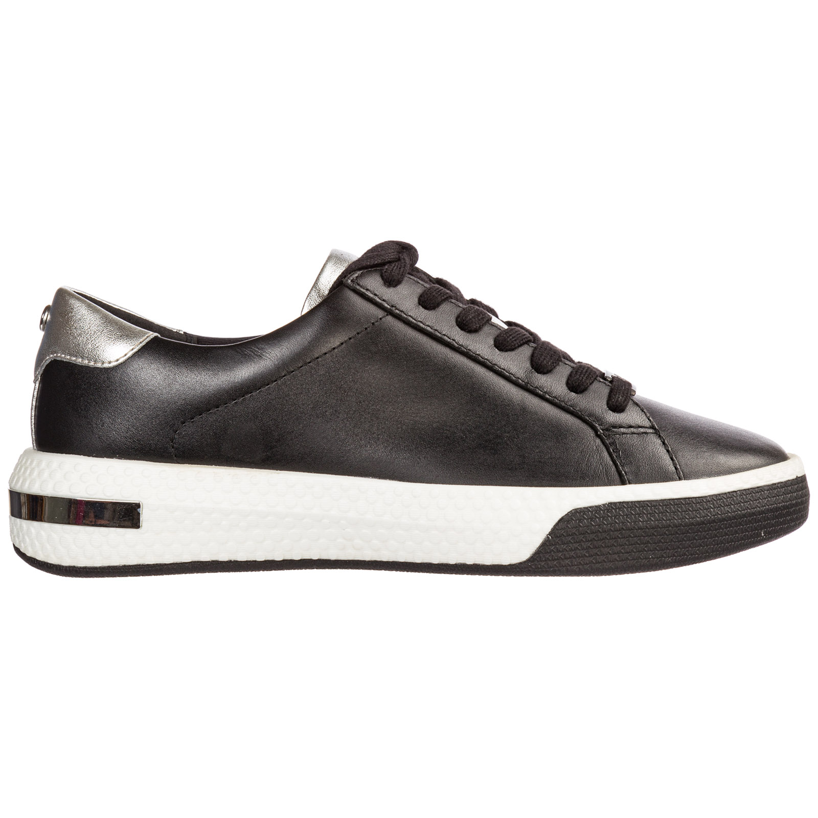 the best attitude af3a5 6b060 Scarpe sneakers donna in pelle codie