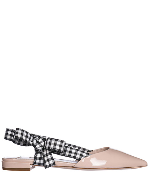 Ballet flats Miu Miu 5F416B_3AR9_F0236_F_010 cipria