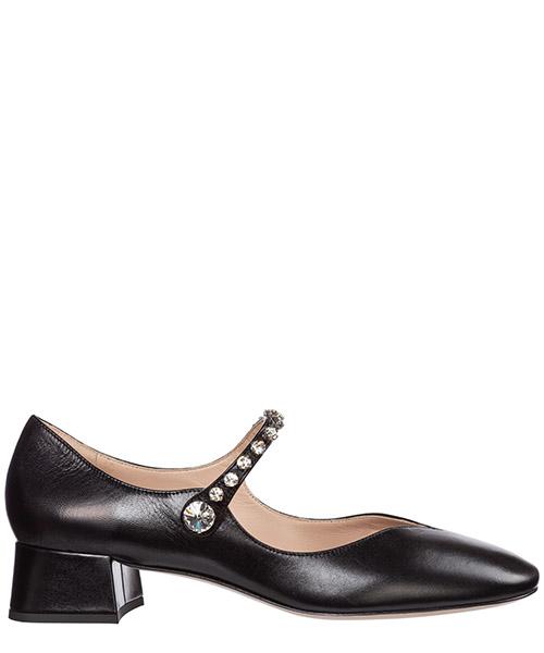 Zapatos de salón Miu Miu craquelé 5i703c_xot_f0002_f_035 nero