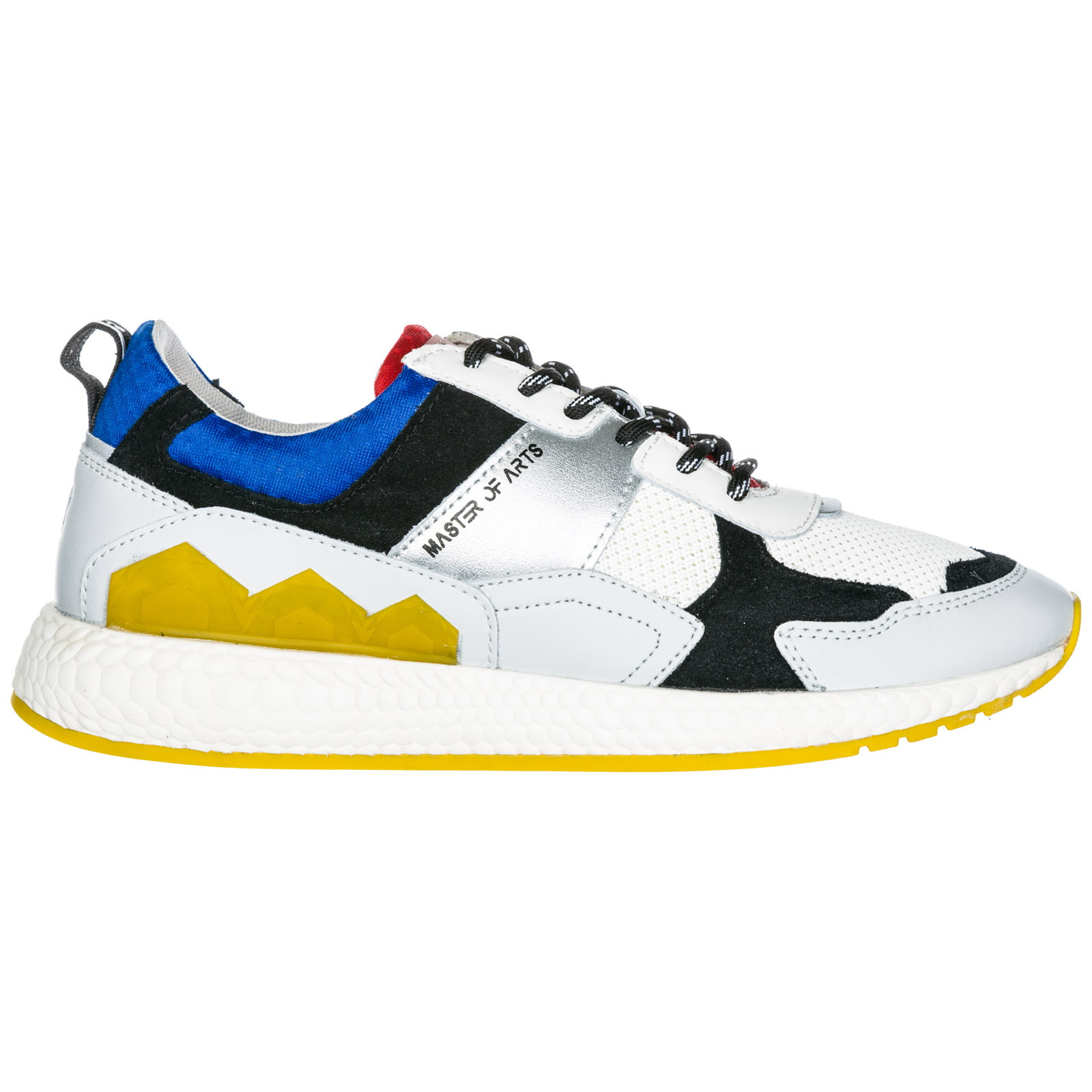 enorme sconto 76a3d 7d3c3 Men's shoes leather trainers sneakers futura