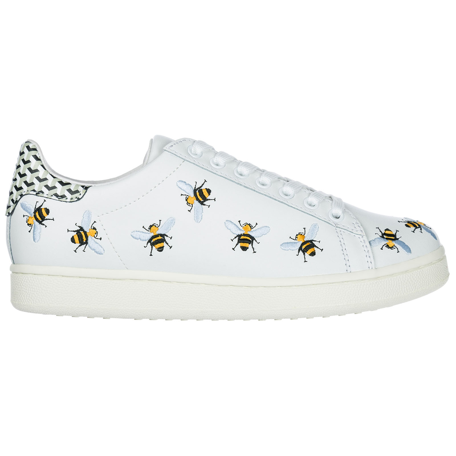 Moa Master of Arts Women s shoes leather trainers sneakers tennis bee 4d3e6cadbbd