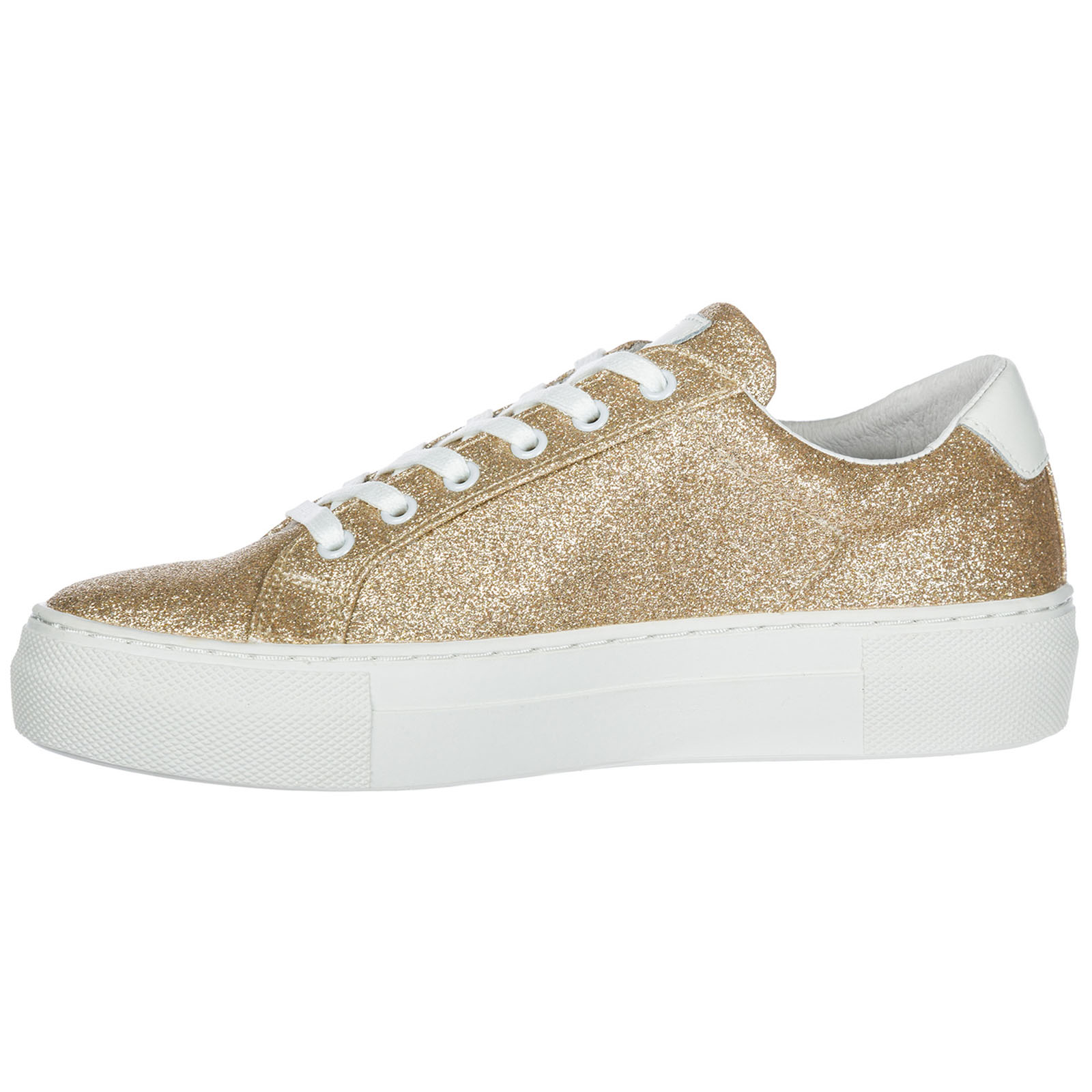 Women's shoes leather trainers sneakers victoria tropical