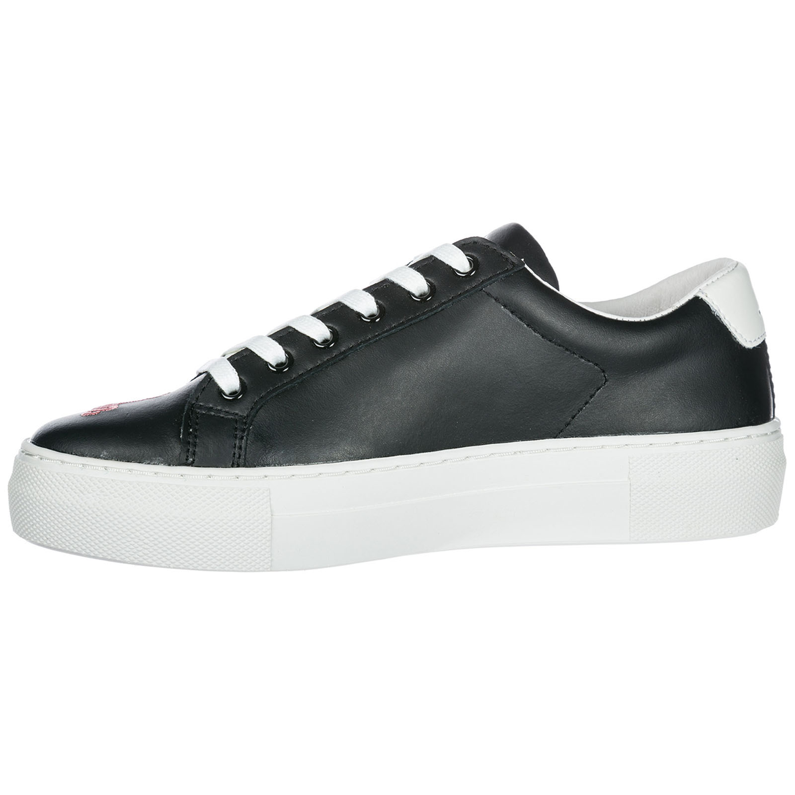 Women's shoes leather trainers sneakers victoria