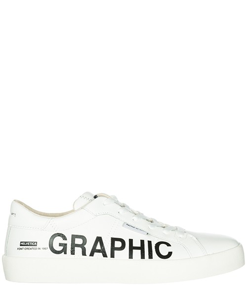 Sneakers Moa Master of Arts frieze m805 bianco