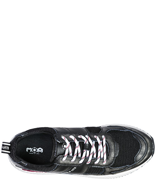 Men's shoes leather trainers sneakers futura secondary image