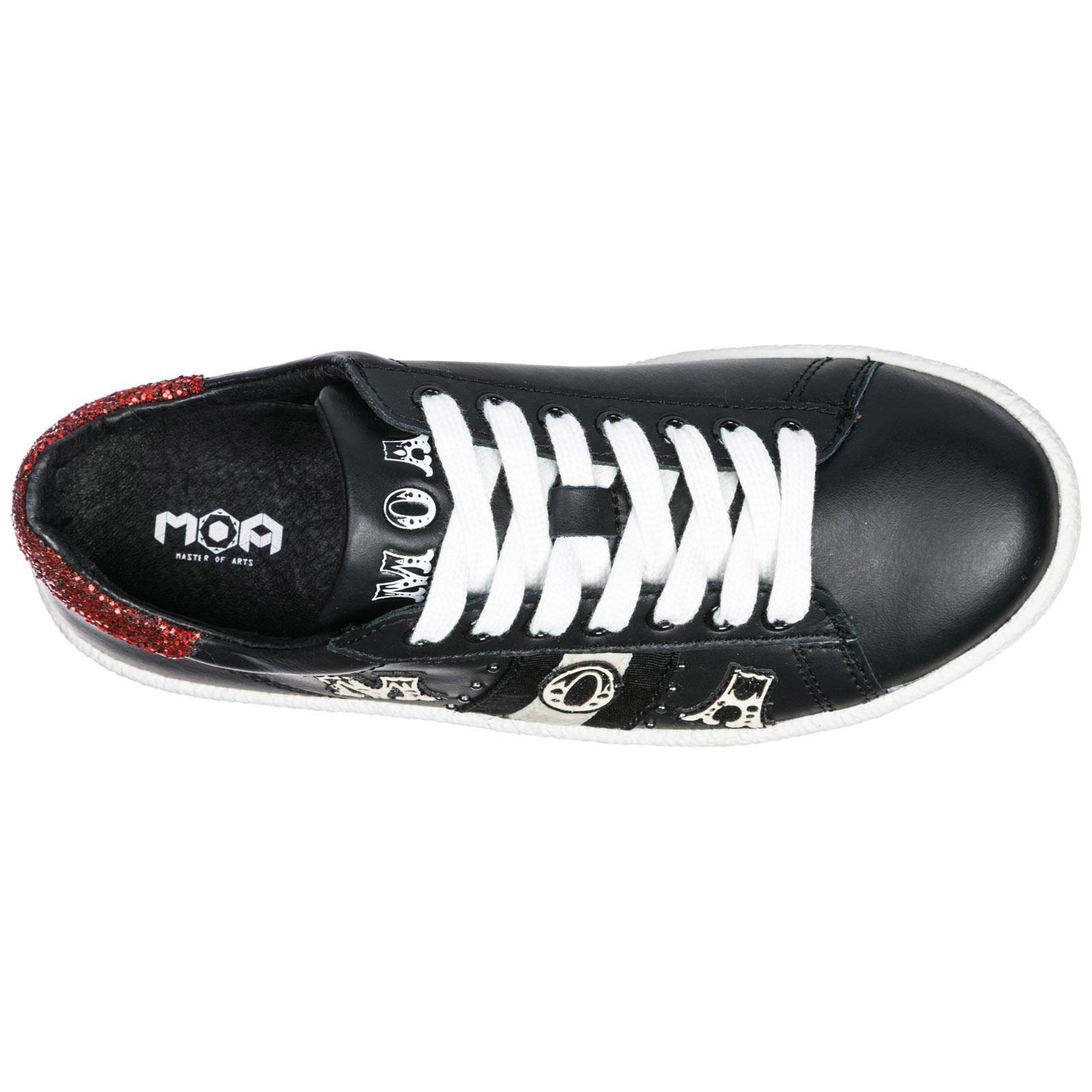 Zapatos zapatillas de deporte mujer en piel grand master