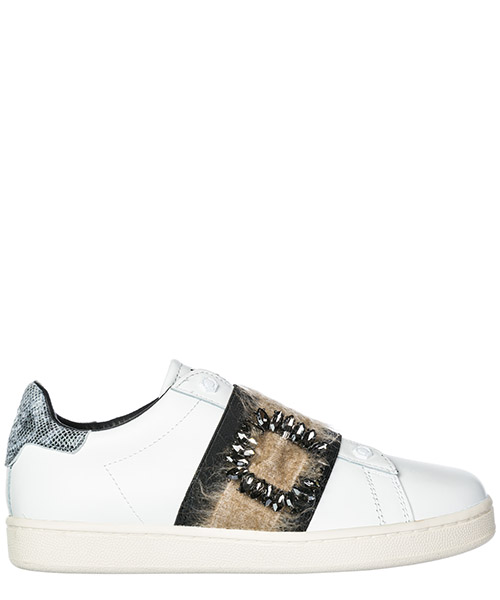 Slip-on shoes Moa Master of Arts Gallery diamond M939 bianco