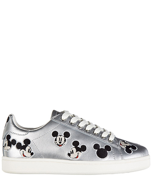 Sneakers Moa Master of Arts MD14 M08B silver