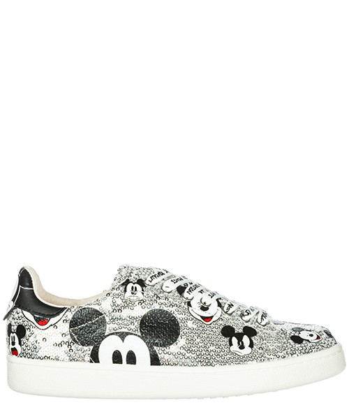 Turnschuhe Moa Master of Arts Disney MD261 argento