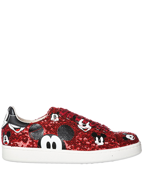 Sneakers Moa Master of Arts Disney MD262 rosso