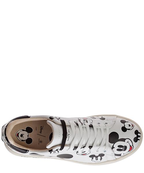 Damenschuhe turnschuhe damen leder schuhe sneakers disney secondary image