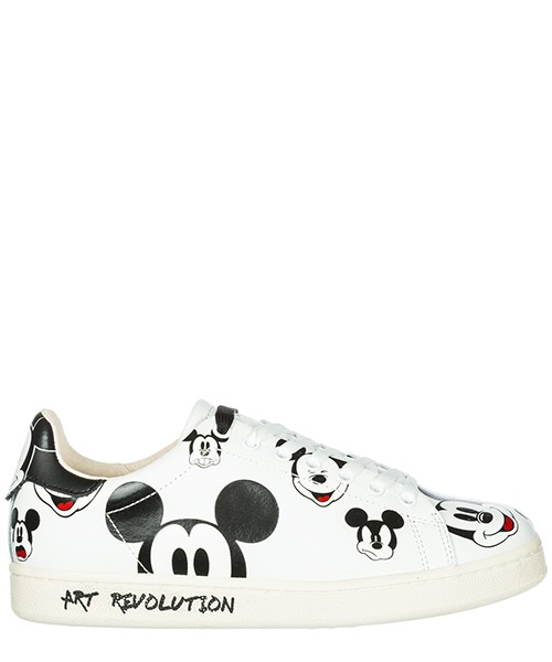 Turnschuhe Moa Master of Arts Disney MD263 bianco
