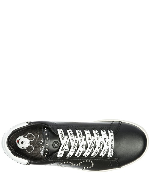 Scarpe sneakers donna in pelle disney secondary image