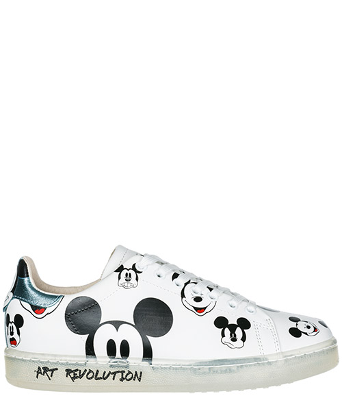 Turnschuhe Moa Master of Arts Disney Mickey Mouse MD313 white