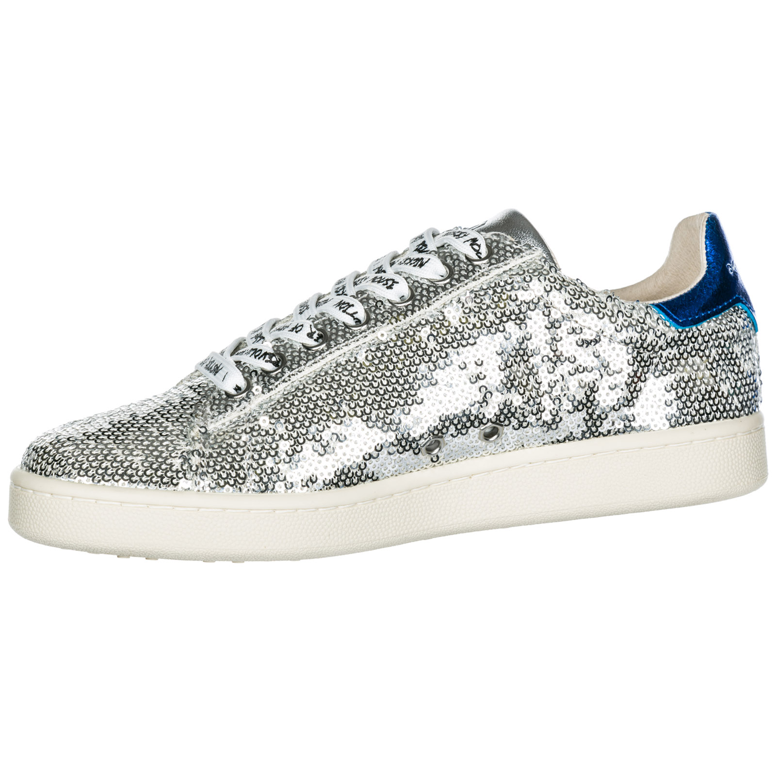 Sneakers Moa Master of Arts Disney Mickey Mouse MD326 silver ... ffb3d29eb27