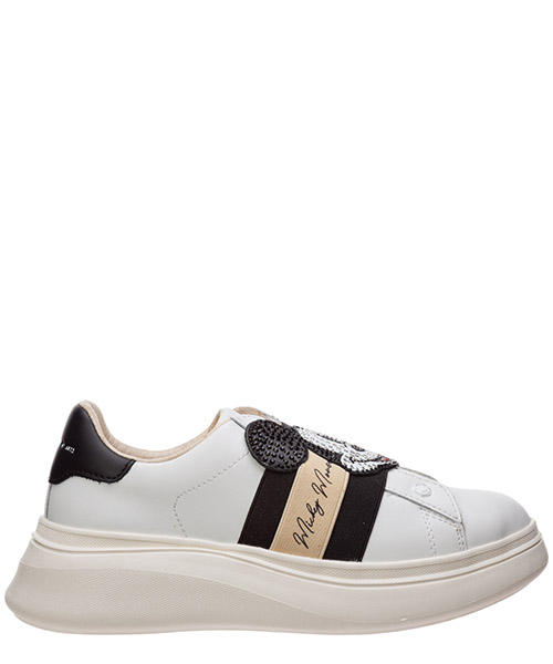 Sneaker Moa Master of Arts disney mickey mouse md480 bianco