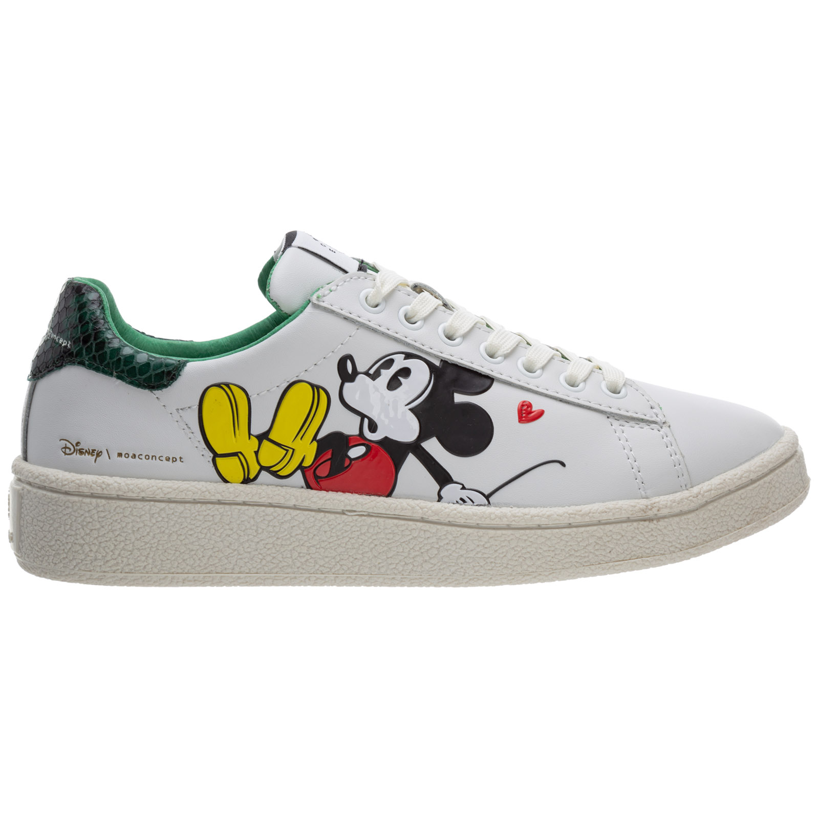 Moa Master Of Arts Leathers WOMEN'S SHOES LEATHER TRAINERS SNEAKERS GRAND MASTER