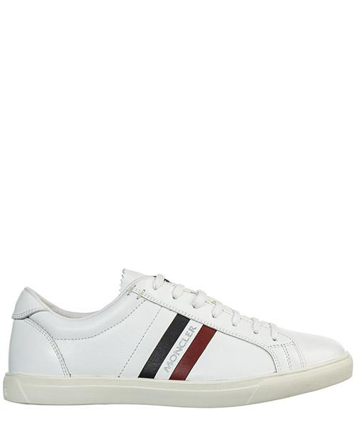 Sneaker Moncler la monaco 09a101270007903 bianco