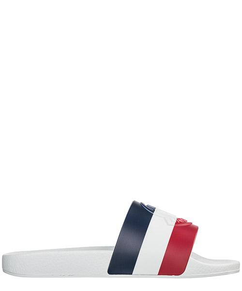 Pantoletten Moncler 101380001A49002 bianco