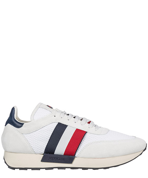 Sneakers Moncler Horace 10191 00 01A71 HORACE bianco
