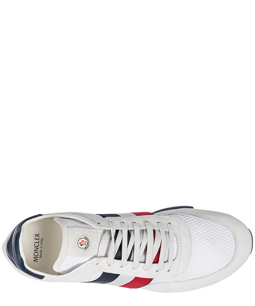 Chaussures baskets sneakers homme en daim horace secondary image