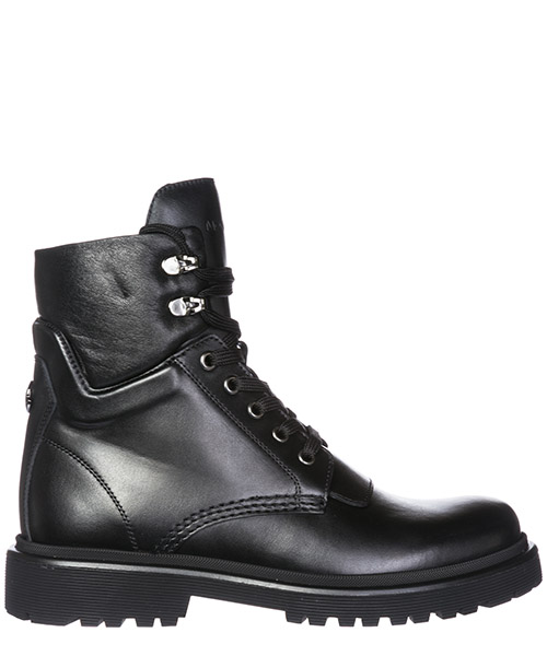 Combat boots Moncler Patty 2022300019FA999 nero