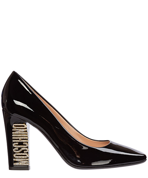 Pumps Moschino ma10319c08mb0000 nero