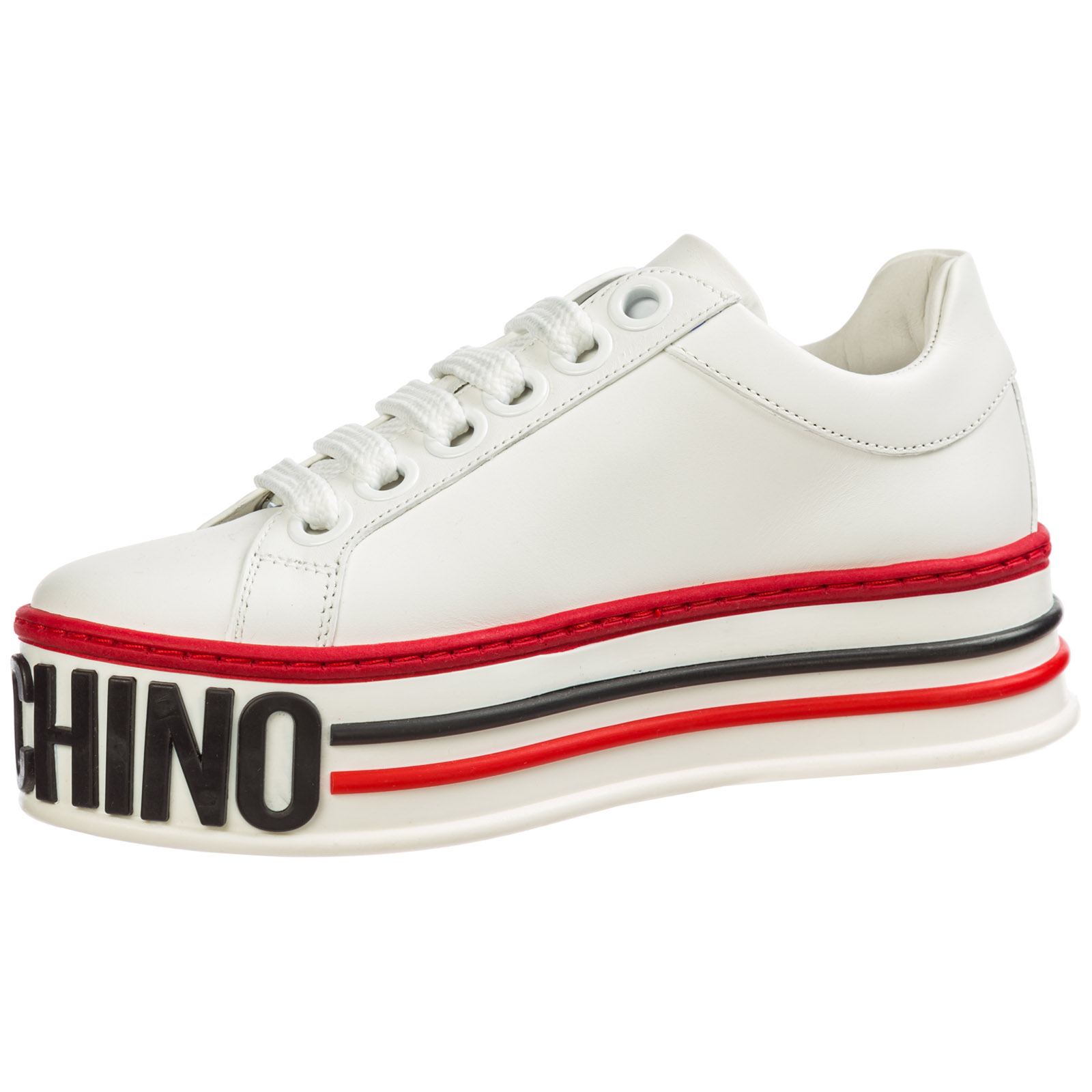 Wedge sneakers Moschino